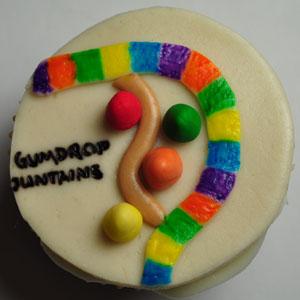 Sladký koutek (zajímavé nápady na cuppycakes, nezvyklé dorty, macarons atd. nejen na svatbu) - Candyland