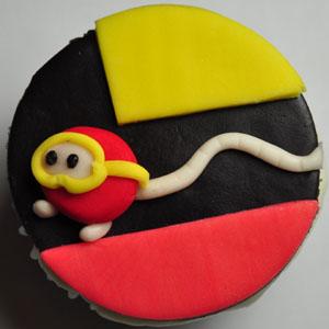 Sladký koutek (zajímavé nápady na cuppycakes, nezvyklé dorty, macarons atd. nejen na svatbu) - DigDug