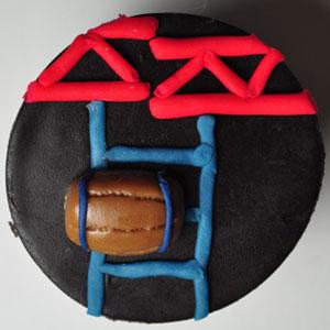 Sladký koutek (zajímavé nápady na cuppycakes, nezvyklé dorty, macarons atd. nejen na svatbu) - Donkey Kong