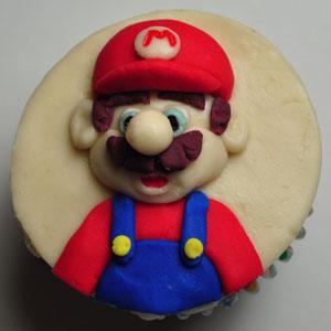 Sladký koutek (zajímavé nápady na cuppycakes, nezvyklé dorty, macarons atd. nejen na svatbu) - Mario Brothers
