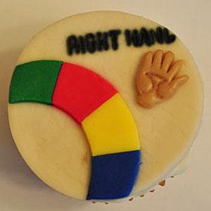 Sladký koutek (zajímavé nápady na cuppycakes, nezvyklé dorty, macarons atd. nejen na svatbu) - Twister
