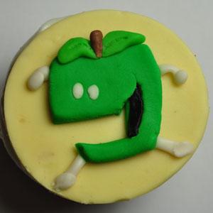 Sladký koutek (zajímavé nápady na cuppycakes, nezvyklé dorty, macarons atd. nejen na svatbu) - Apples to Apples
