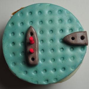 Sladký koutek (zajímavé nápady na cuppycakes, nezvyklé dorty, macarons atd. nejen na svatbu) - Battleship
