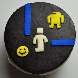 Sladký koutek (zajímavé nápady na cuppycakes, nezvyklé dorty, macarons atd. nejen na svatbu) - Berserk