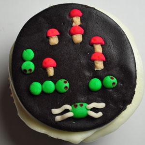 Sladký koutek (zajímavé nápady na cuppycakes, nezvyklé dorty, macarons atd. nejen na svatbu) - Centipede