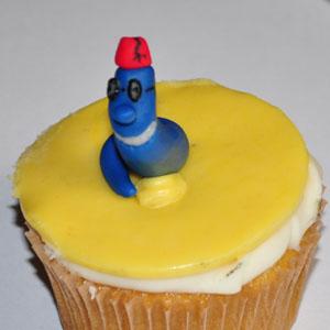 Sladký koutek (zajímavé nápady na cuppycakes, nezvyklé dorty, macarons atd. nejen na svatbu) - Cranium