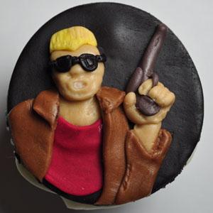 Sladký koutek (zajímavé nápady na cuppycakes, nezvyklé dorty, macarons atd. nejen na svatbu) - Duke Nukem