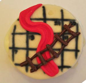 Sladký koutek (zajímavé nápady na cuppycakes, nezvyklé dorty, macarons atd. nejen na svatbu) - Chutes and Ladders