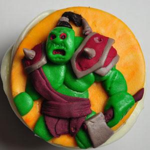 Sladký koutek (zajímavé nápady na cuppycakes, nezvyklé dorty, macarons atd. nejen na svatbu) - World of Warcraft