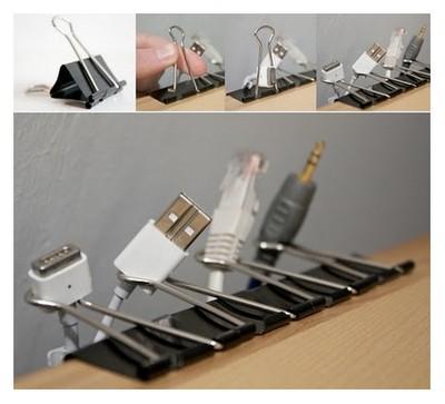 Chytré nápady - kabely