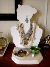 Displej na šperky