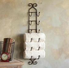 Držák na ručníky (držák na víno)