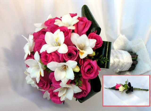 Svadobné kytičky - Obrázok č. 29