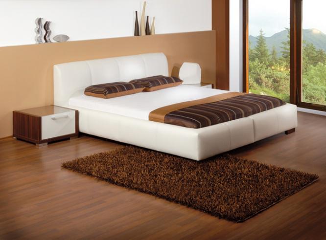 Náš byt inšpirácie - táto posteľ len v hnedej