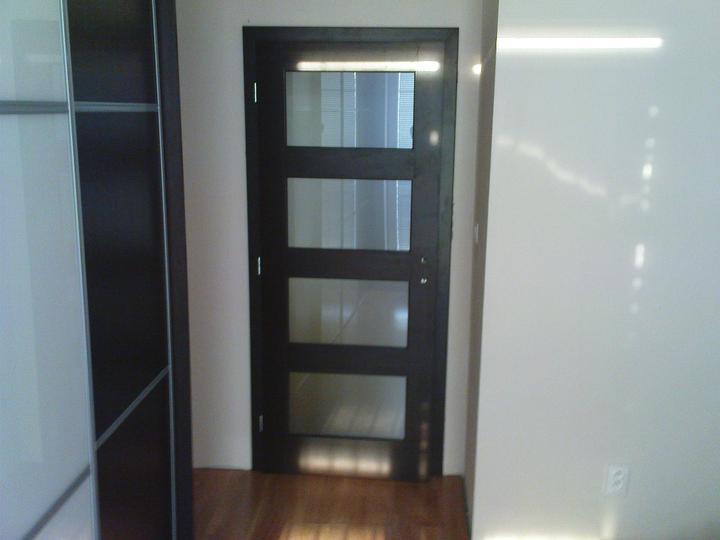 Náš byt, čo už máme - a od včera máme aj dvere ešte dokúpiť klúčky