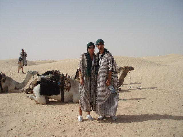 Mirka{{_AND_}}Martin - Naša svadobná cesta Tunisko