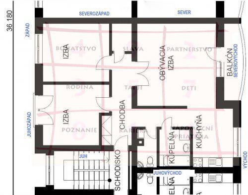 Náš byt inšpirácie - naších 82 m štvorcových