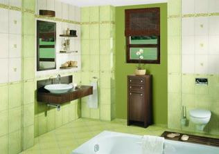 páči sa mi zelená v kombinácii s hnedou