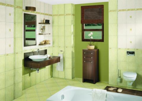 Náš byt inšpirácie - páči sa mi zelená v kombinácii s hnedou