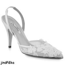 ...svatební botičky