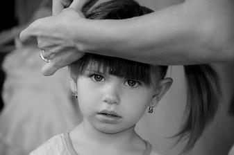 Naše dceruška Lilianka, 2 roky