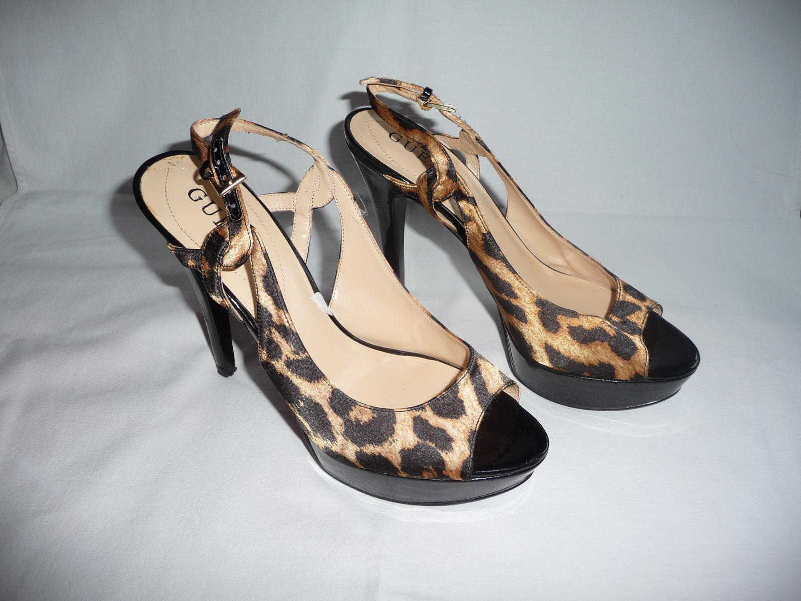 Guess topánky nenosené - Obrázok č. 3