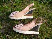 Letné topánky/sandále, 38