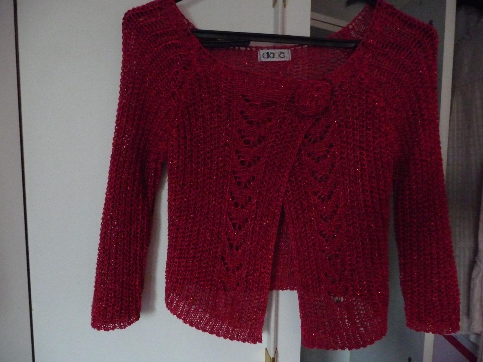 Luxusný svetrík  - Obrázok č. 1