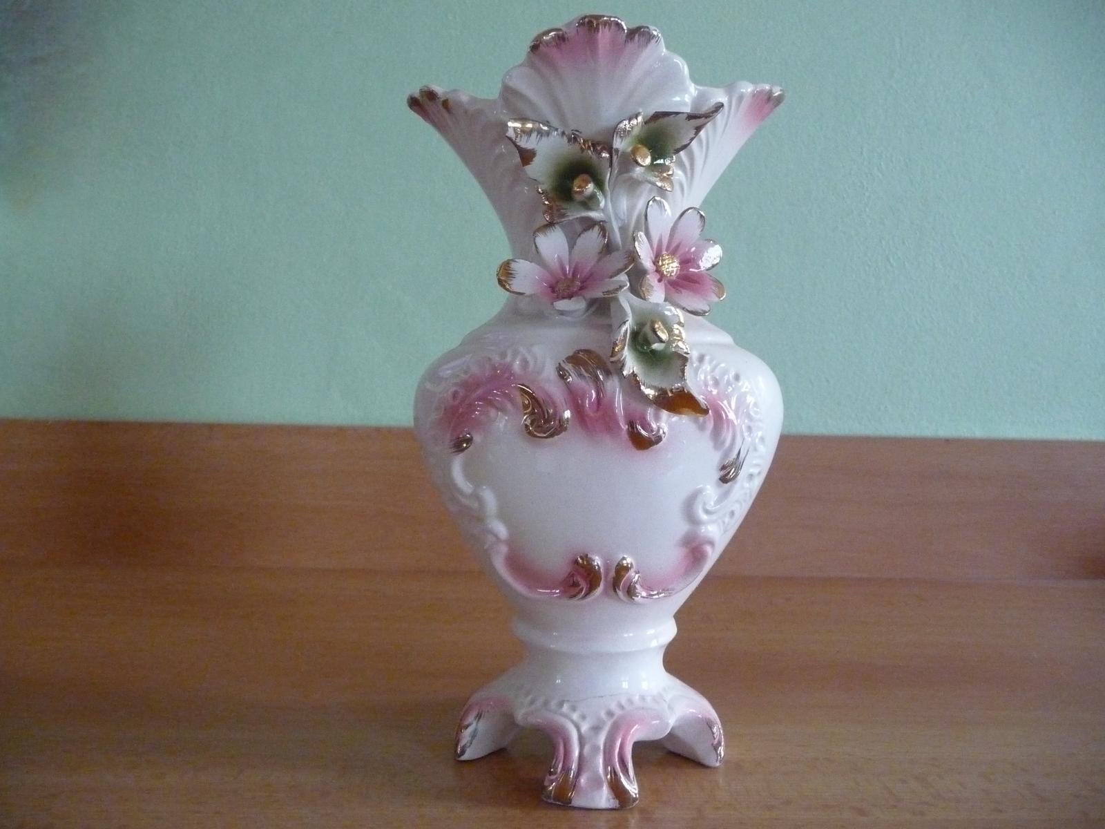 Ozdobná váza - Obrázok č. 1