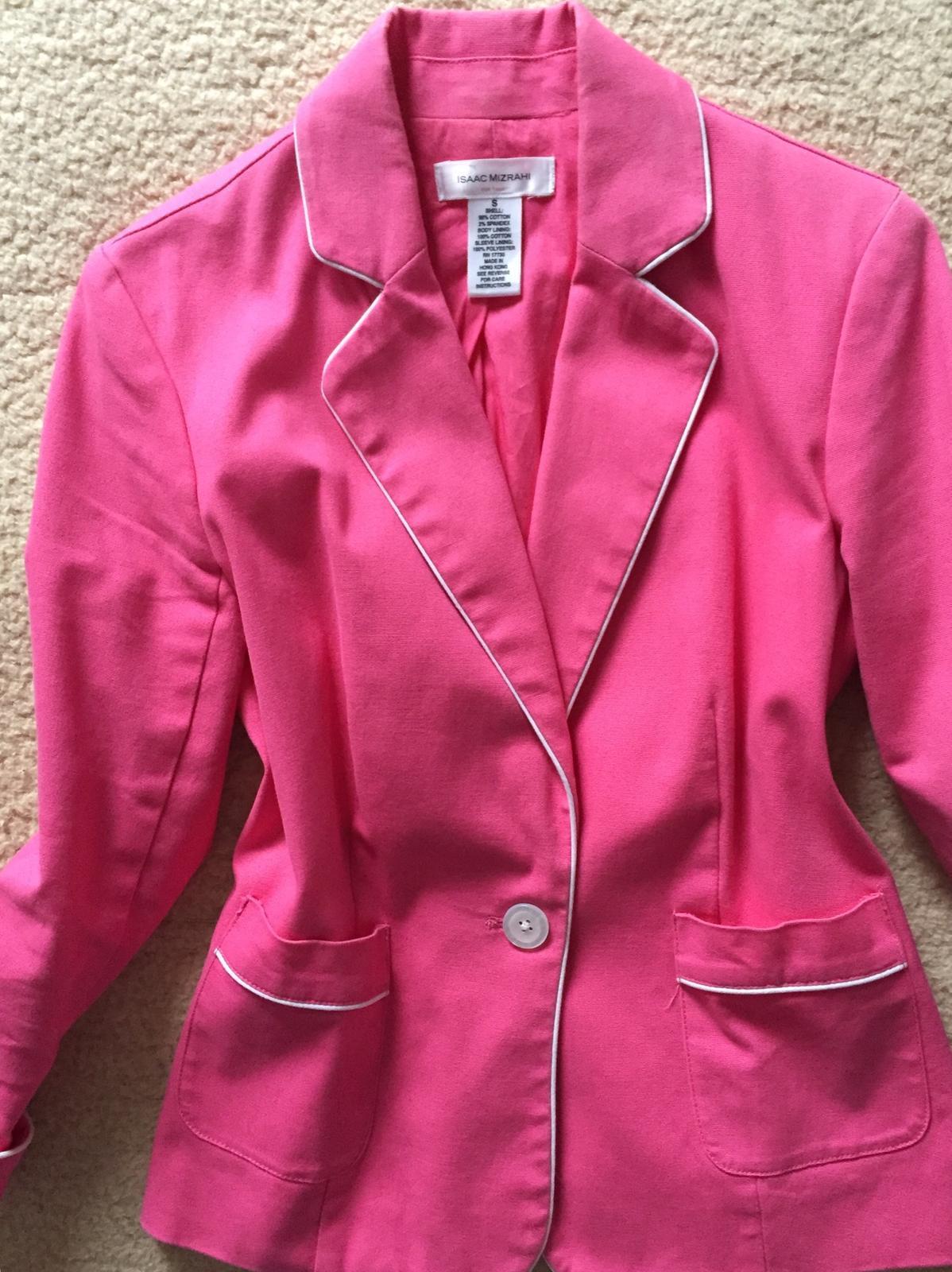 Pink kabátik/sako - Obrázok č. 2
