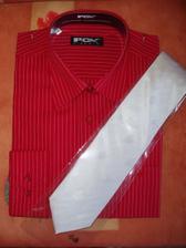 košile pro miláčka objednaná až z Prostějova