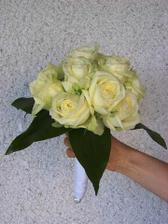 Možnosti svatebních květin