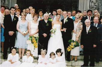 cast nasej pocetnej svadobnej druziny