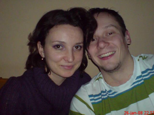 Lucia a Braňo - este stale snubenci :)