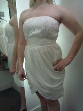 popůlnoční šaty :)