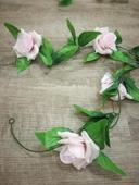 Umělá dekorace - růže,