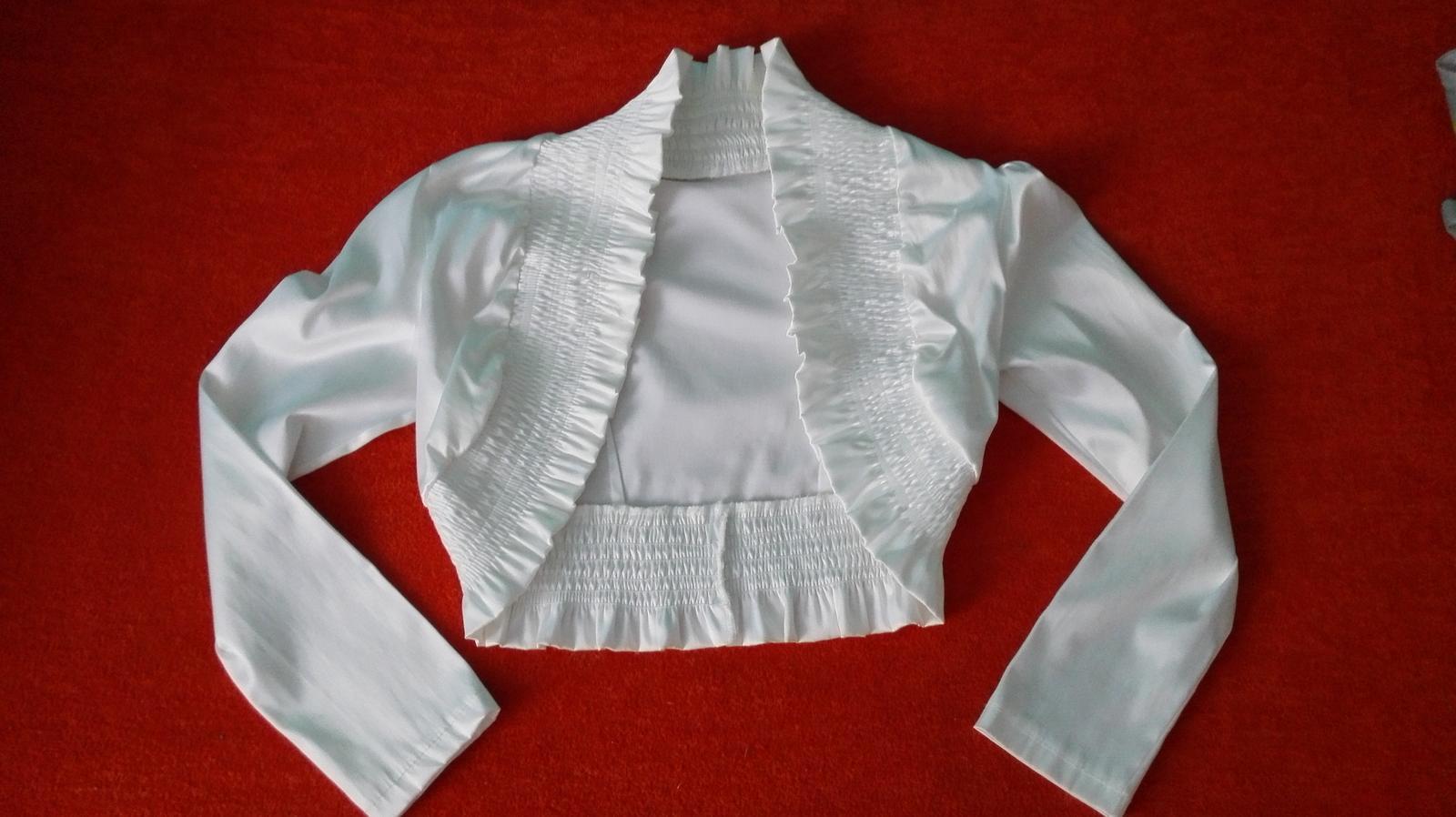 Svadobné šaty veľ. 38-42 - Obrázok č. 4