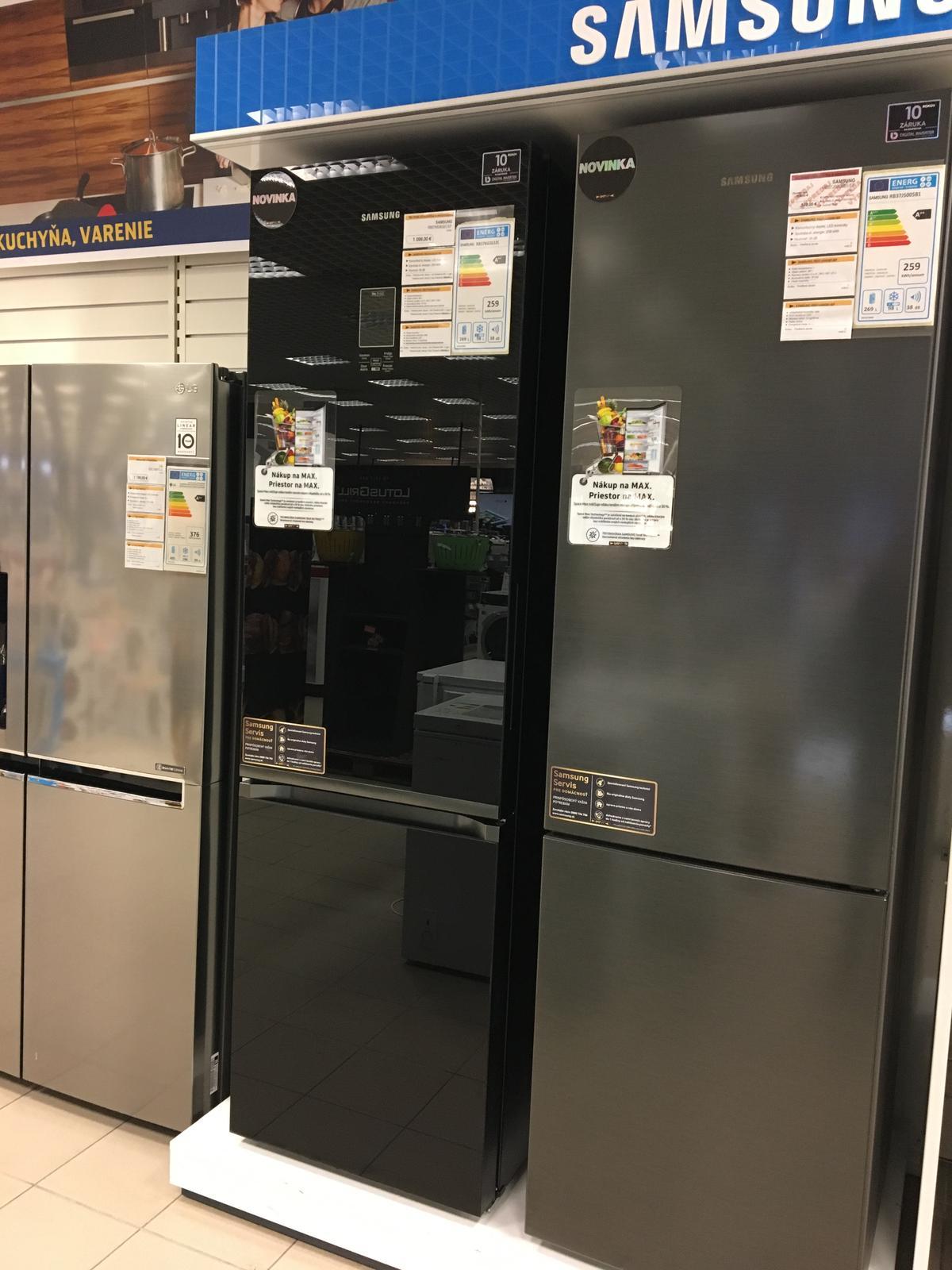 Z tejto chladničky nemôžem ... - Obrázok č. 1
