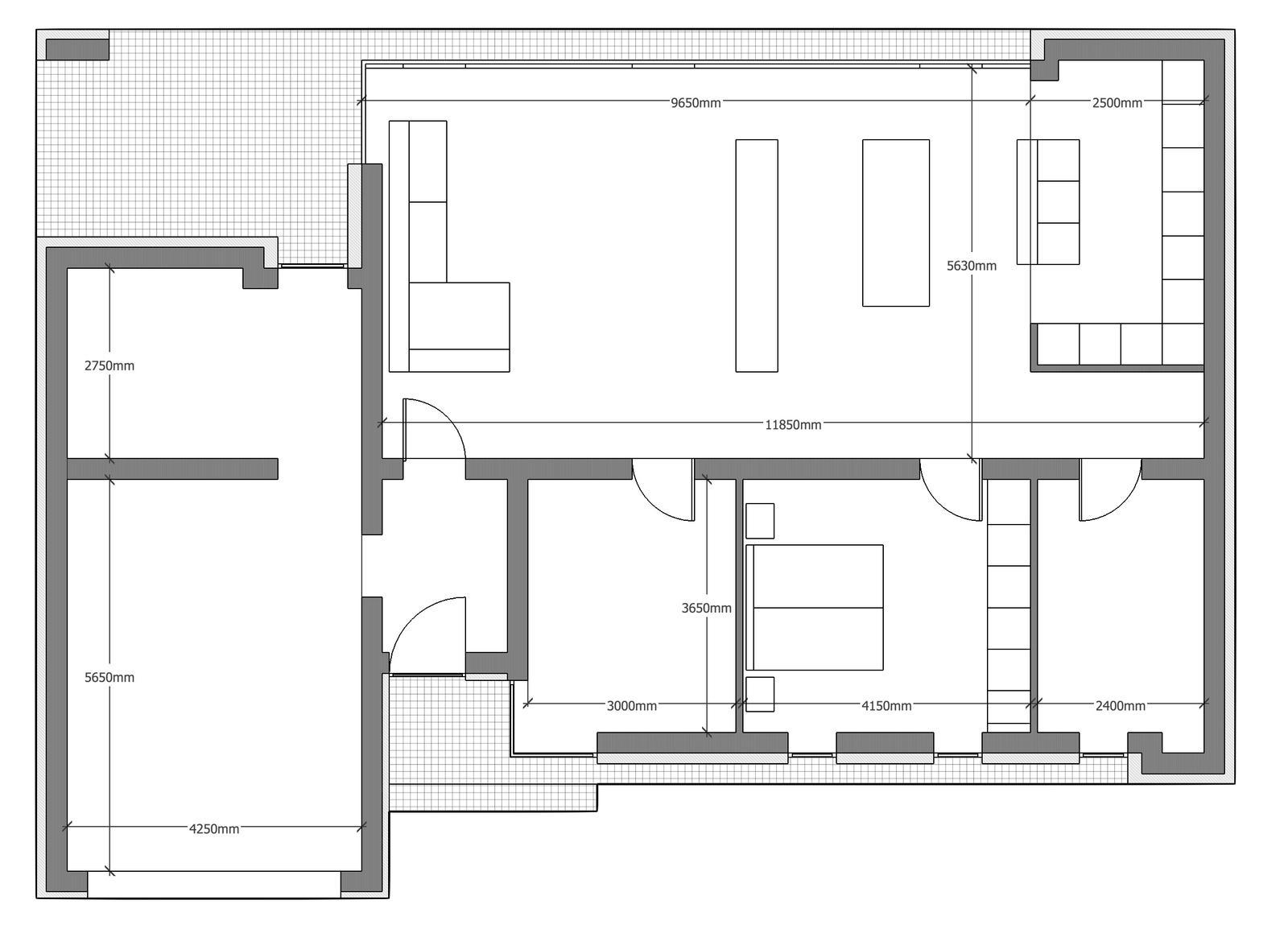 Dom vizualizacia - Obrázok č. 20