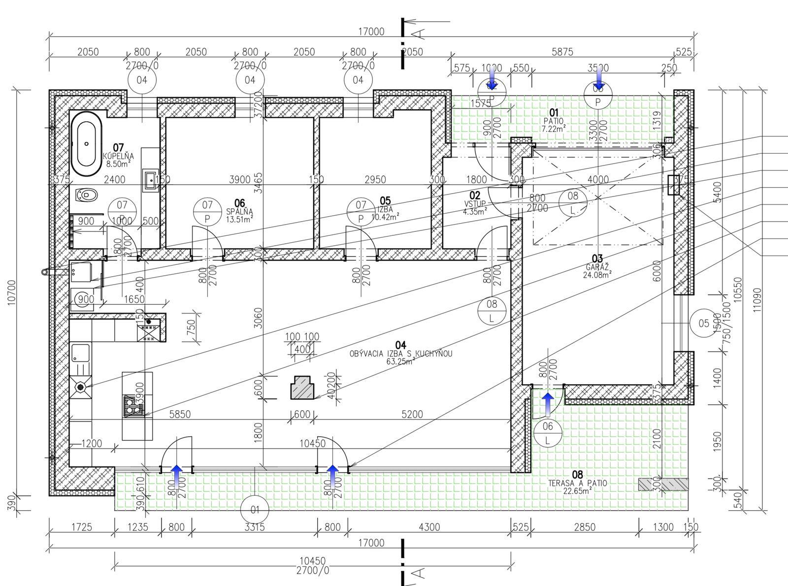 Dom vizualizacia - Projekt hotový 😊