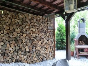 zmestilo sa aj drevo...