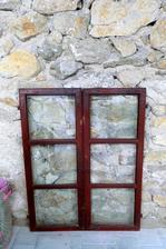 a konecne sa mi podarilo zohnat stare okna...