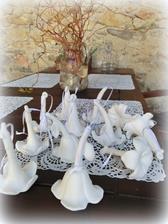 porcelanove kvietky