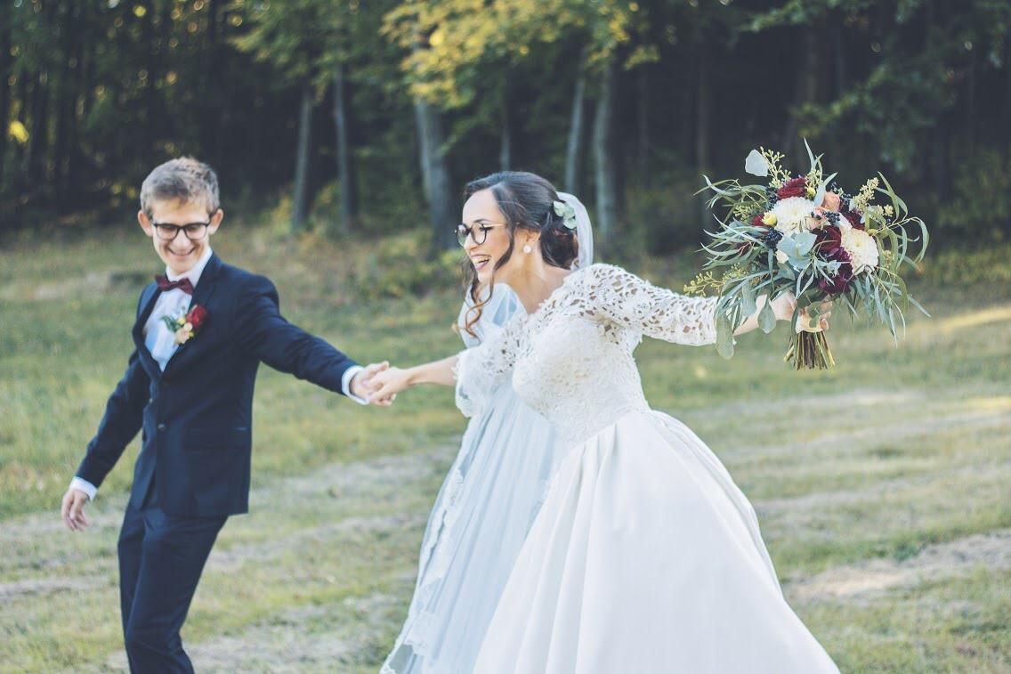 Svadobné šaty s vreckami - Obrázok č. 2