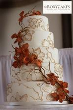 Konečně po roce hledání vybráno :) náš svatební dort