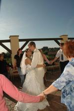 1. novomanželský taneček