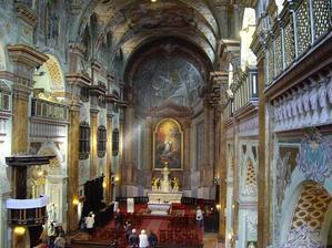 Premonstratsky kostol Kosice - inside )
