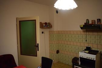 Kuchyna pred