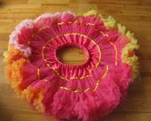 značková barevná petti tutu sukně kirei sui,