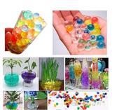 vodní perly, gelové perly,